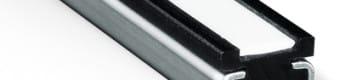 Prowadnice do pasów płaskich typ FRC z profilem stalowym