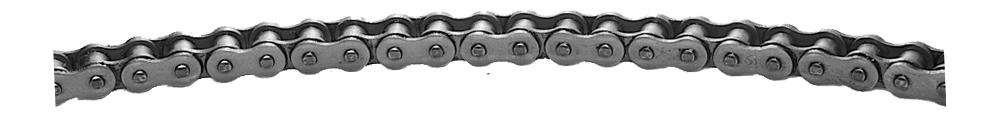 Łańcuchy z bocznym łukiem