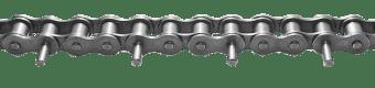 Łańcuchy napędowe z wydłużonym sworzniem