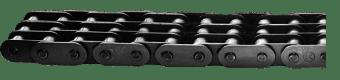 Łańcuchy napędowe – rolkowe z płytką prostą typ A-3 SP