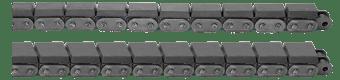 Łańcuchy z wulkanizowanym profilem gumowym typ G SP