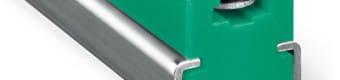 Prowadnica typ CK z profilem stalowym