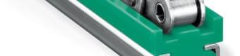 Prowadnica typ CTS z profilem stalowym