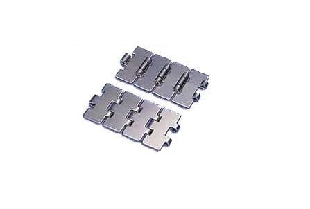 Łańcuchy płaszczyznowe z zawiasem czołowym – typ S