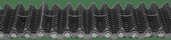 Łańcuchy zębate ze środkowym prowadzeniem