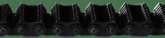 Łańcuchy zębate z bocznym prowadzeniem