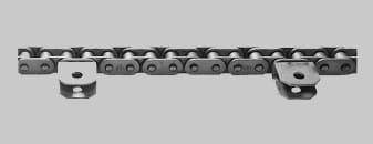 Łańcuch do podajnika łopatkowego